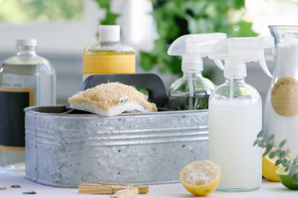 10 Household Natural Cleaners for Eco-friendly Homes