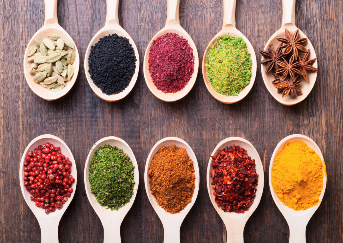 6 Healthy Spices that Make Your Food More Flavorful